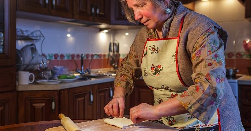 Как приготовить вкусные пирожки в духовке