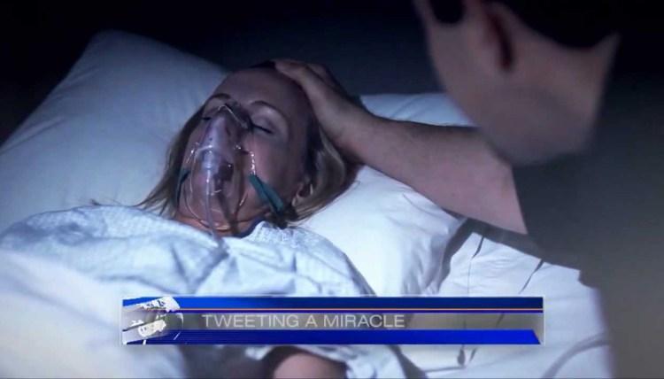 Она умерла во время родов. Когда муж прощался с ней произошло невероятное