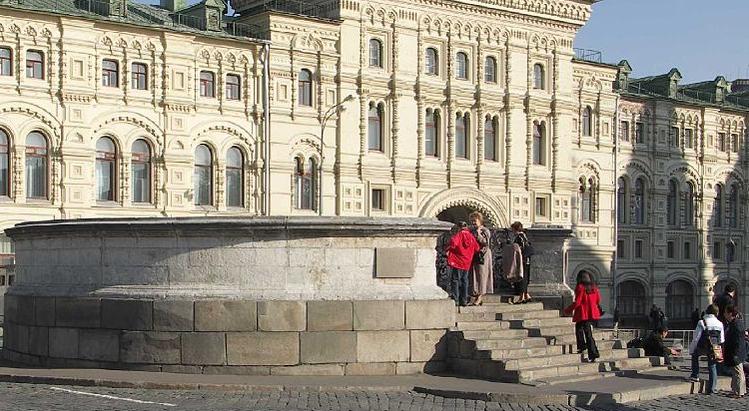 Загадочные места российской столицы