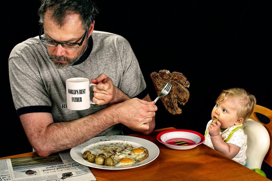 Почему, после развода дети п…