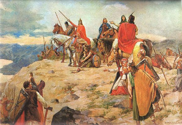 Что стало с аварами - самым воинственным народом Европы?