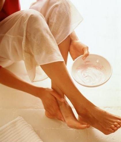 Ванночки для ног от грибка в домашних условиях перекись