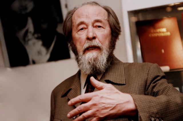 Один факт Александра Исаевича. Почему Солженицын — писатель, а не историк