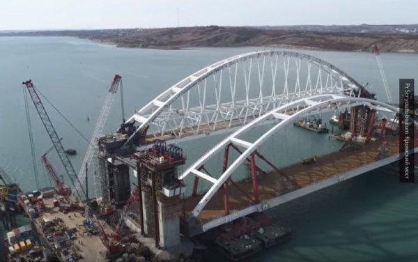 Полный крах: у Киева не вышло настроить русских против Керченского моста