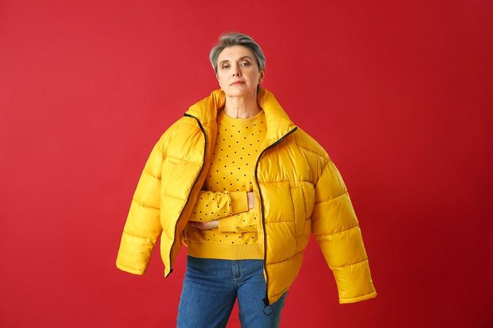 как одеваться осенью