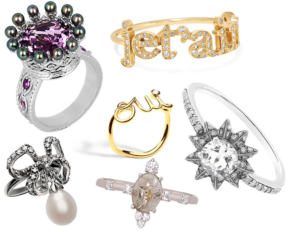 Свадебные украшения: куда идти за кольцами, которые вы будете носить всю жизнь