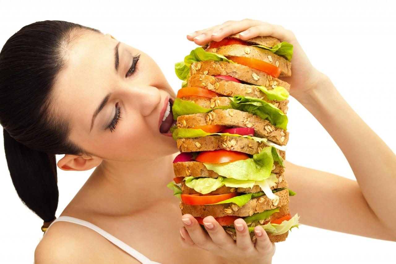 Правильное питание: как сохранить молодость