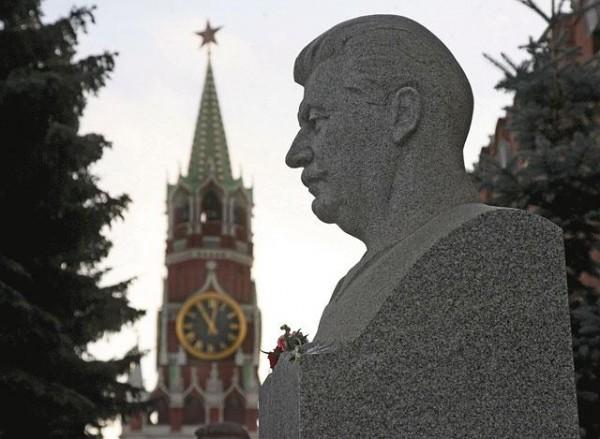 Кто похоронен у Кремлевской стены под именем Сталин
