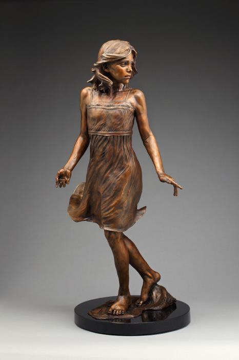 Скульптуры Анжелы Мия Де Ля Вега (Angela Mia De la Vega).
