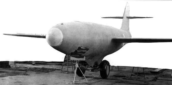 Экспериментальный перехватчик Ла-162