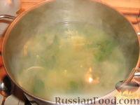 Фото приготовления рецепта: Палермитанский летний суп - шаг №8