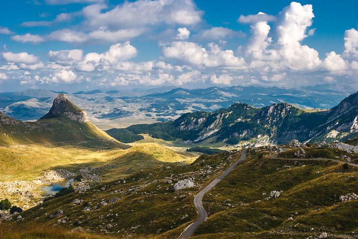 Затерянный мир в Черногории