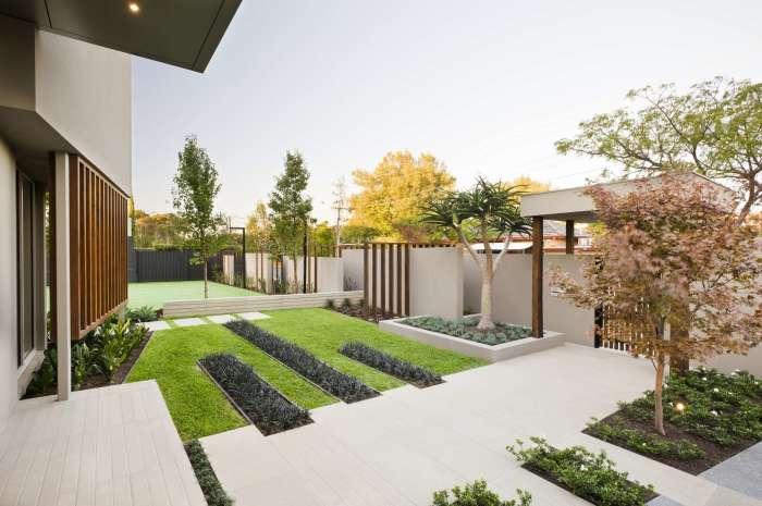 Восхитительные идеи ландшафтного дизайна, которые помогут облагородить придомовую территорию
