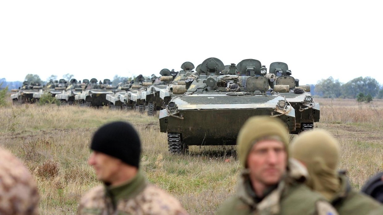ВСУ готовят силы к прорыву линии фронта