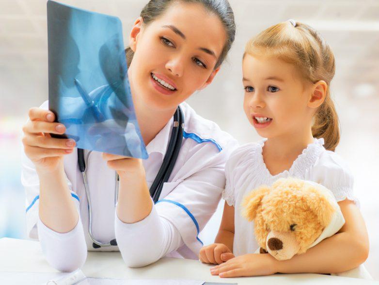 Насколько вреден рентген для ребёнка?