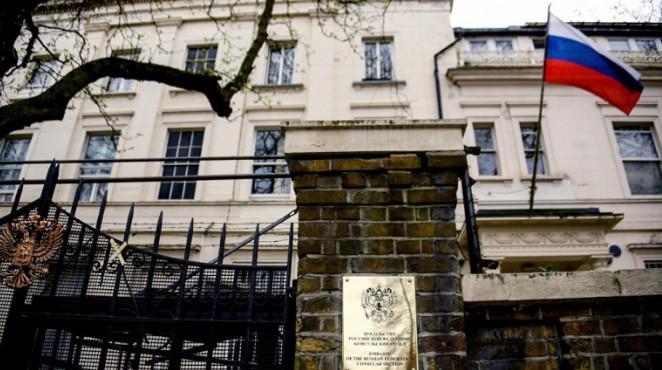 Москва обвинила Лондон в нарушении норм дипломатической вежливости