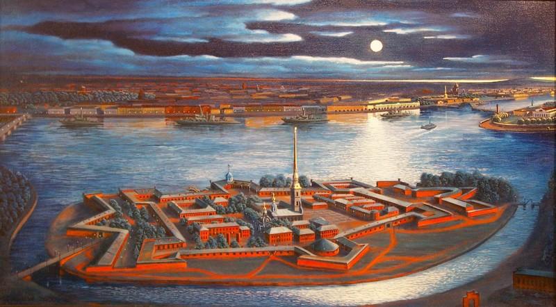 19 мая 1712 года Петр I перенес столицу из Москвы в Санкт-Петербург