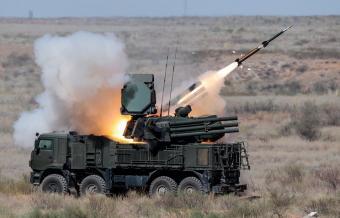 Сирийские ПВО отразили новую ракетную атаку
