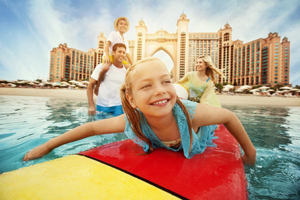 Веселые развлечения с детьми в Дубае. Куда сходить и чем заняться