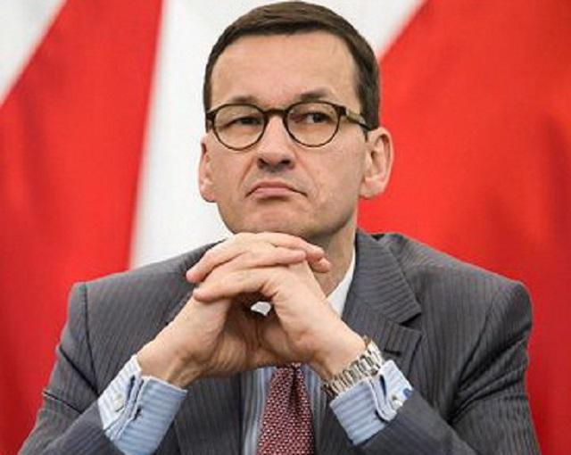 Отец премьера Польши пристру…