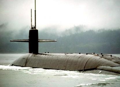 Адмирал рассказал о блокировке ВМФ России британской субмарины близ Сирии