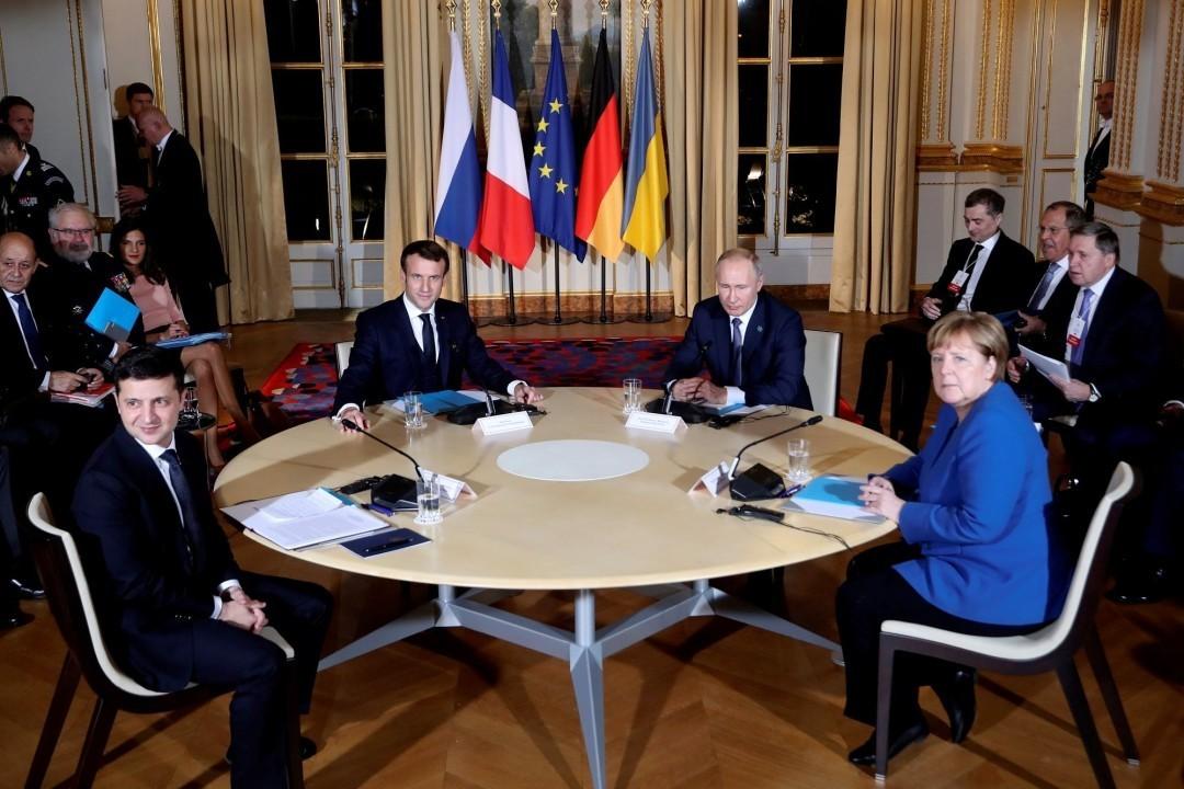 Не было ли включение Украины в состав «четверки» ошибкой изначально?