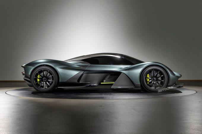 Самые дорогие машины 2017 года