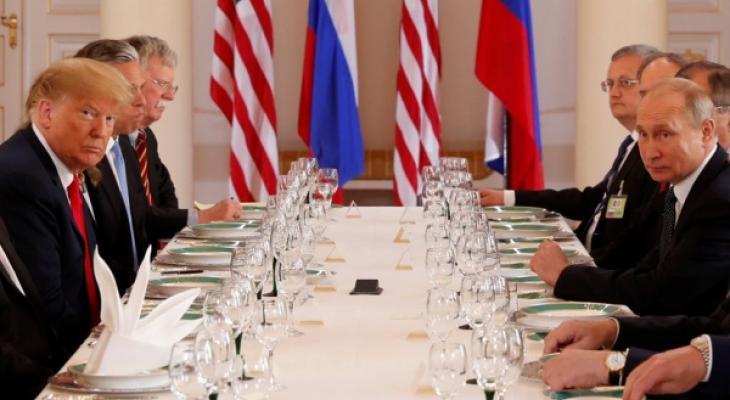 Россия и США уже не в силах …