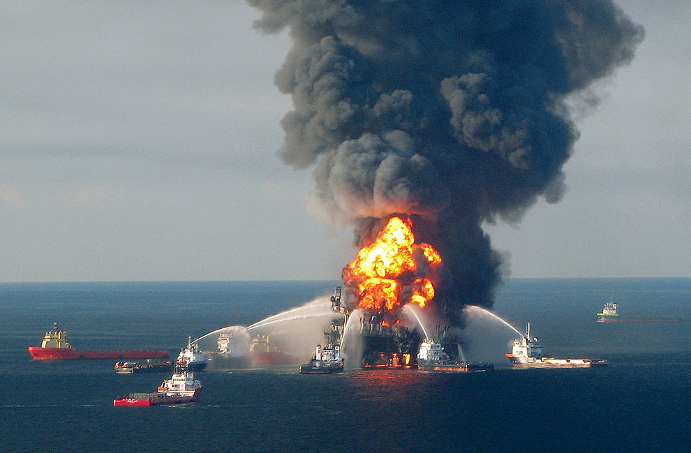 an introduction to the oil spill at bp drilling site in gulf mexico