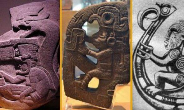 Очень похожие артефакты из разных культур. Случайное сходство или нечто большее?