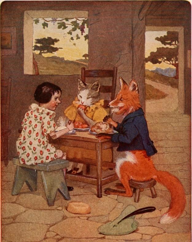 12 диснеевских сказок, в основу которых легли совсем не детские истории