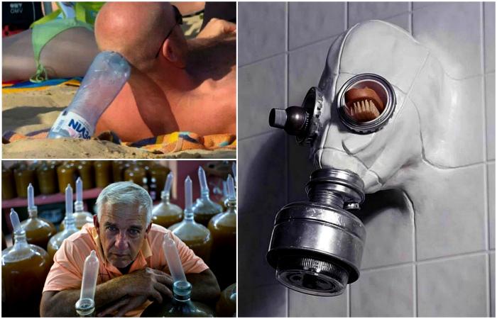 Забавные и абсурдные примеры альтернативного использования привычных вещей
