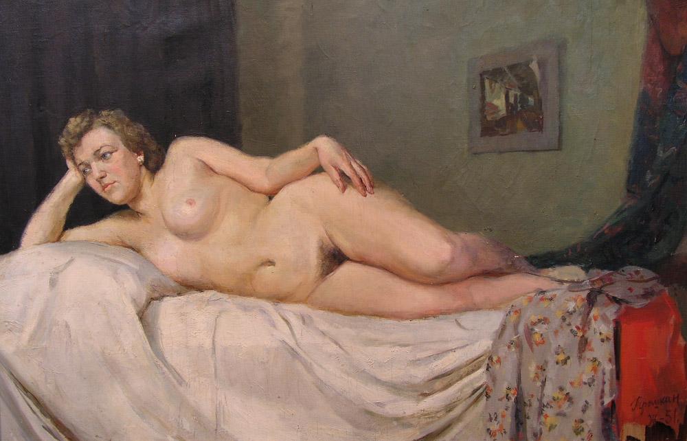 голые женщины у художниковфото