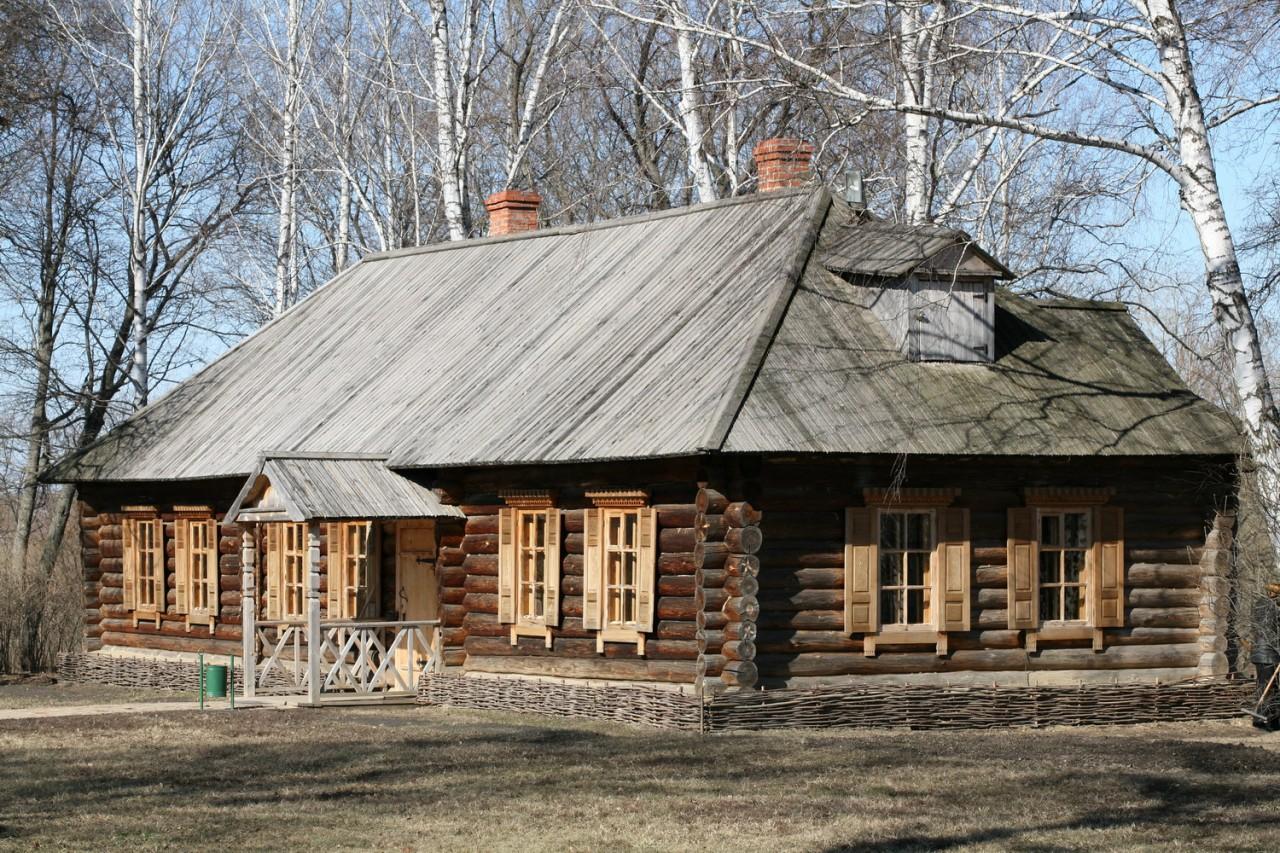 Фото крестьянских домов архангельской области 3