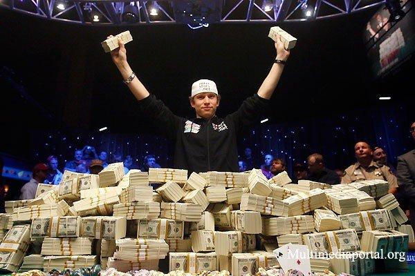 Чемпион Мира по покеру 2008