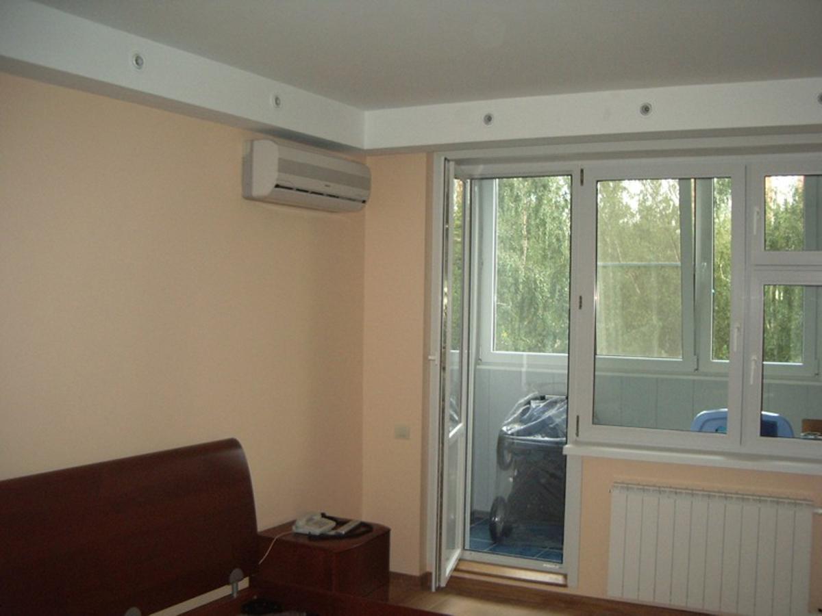 Технострой - наши объекты - ремонт квартир - ремонт квартиры.