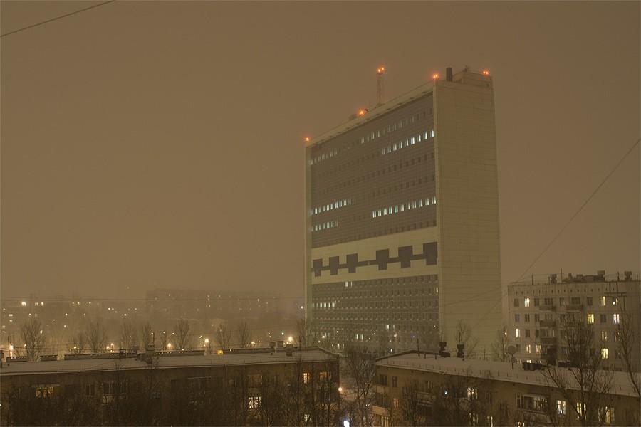Здание Центробанка