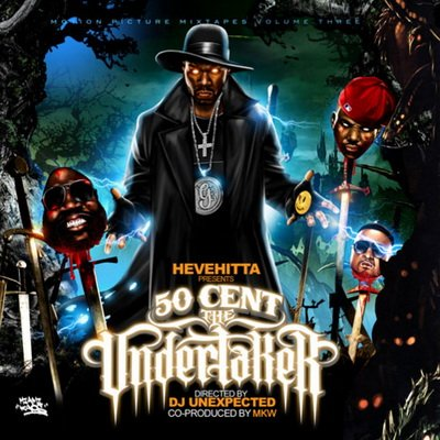 50 Cent - The Undertaker (2009)