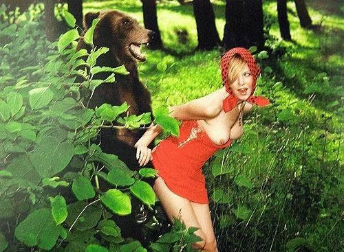 Фото маша и медведь секс