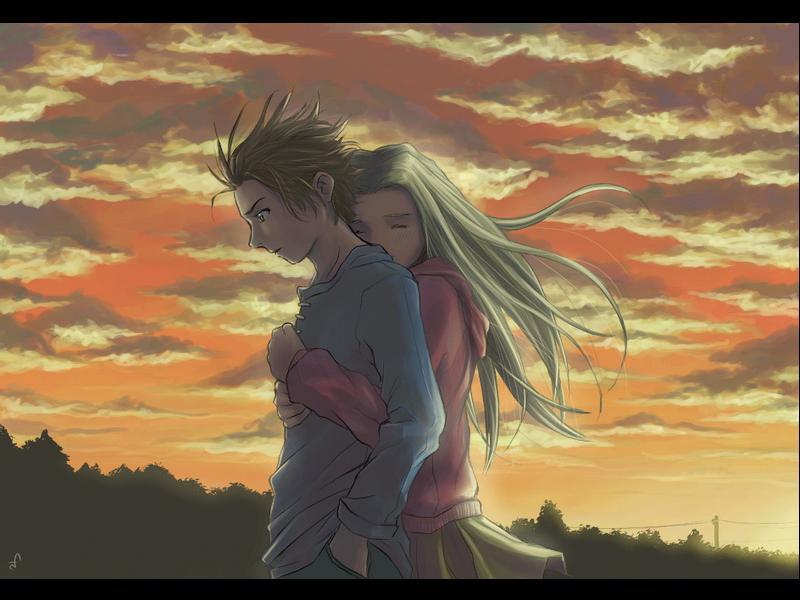 Я руку к тебе свою первую любовь