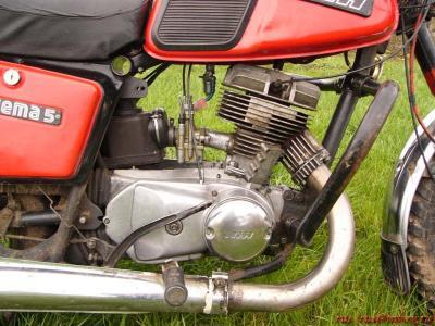Мототцикл иж планета 4и5