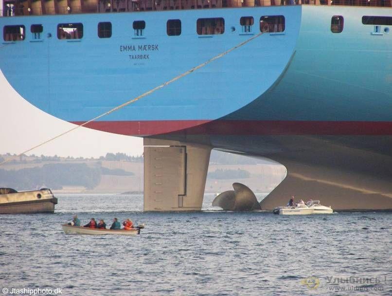 топ 10 самых больших лодках