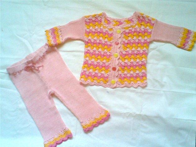 Вязание крючком.кофты для девочки