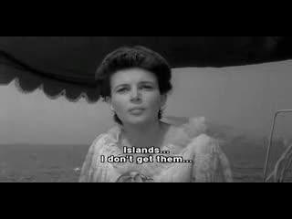 L'avventura (1960) - Michelangelo Antonioni