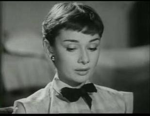 Audrey Hepburn's screen test