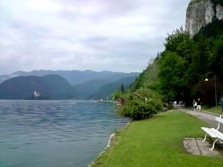 Озеро Блед .Звон колоколов.