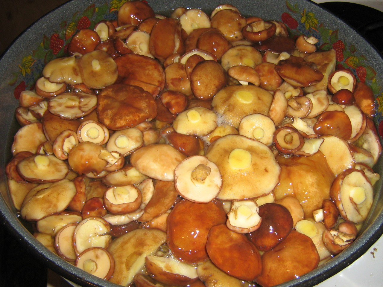 Маслята рецепт приготовления пошагово