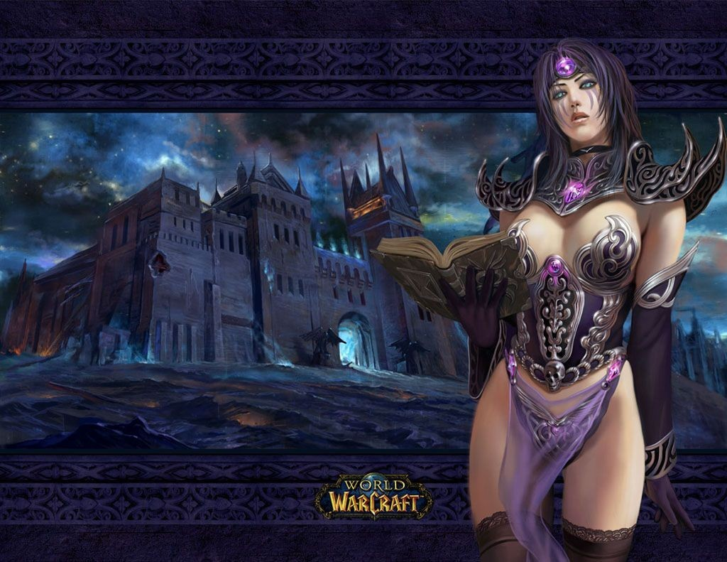 World of warcraft girls naked photos