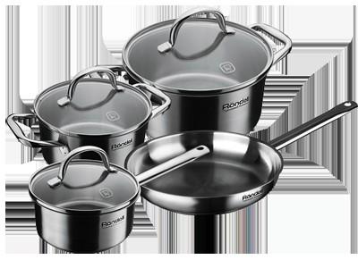 Набор посуды Rondell серии Creative