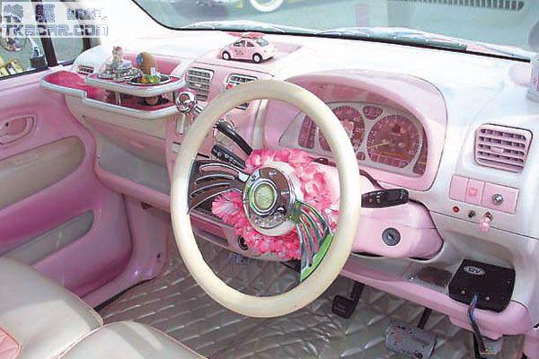 японская машинка для блондинки